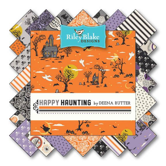 Happy Haunting von Riley Blake Designs bei Swafing