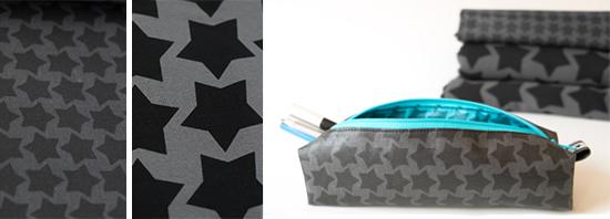Blackstaaars von Farbenmix: Sweat, Jersey und beschichtete Baumwolle!