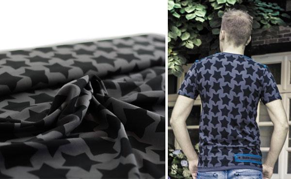 BlackStaaars Jersey von Farbenmix