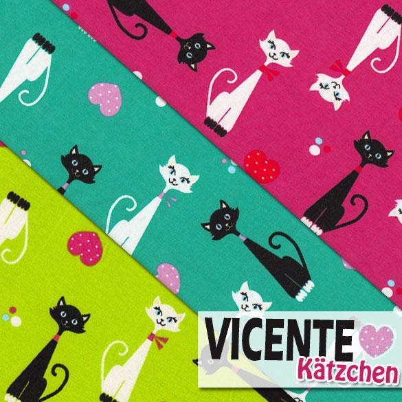 Swafing Vicente mit Katzen