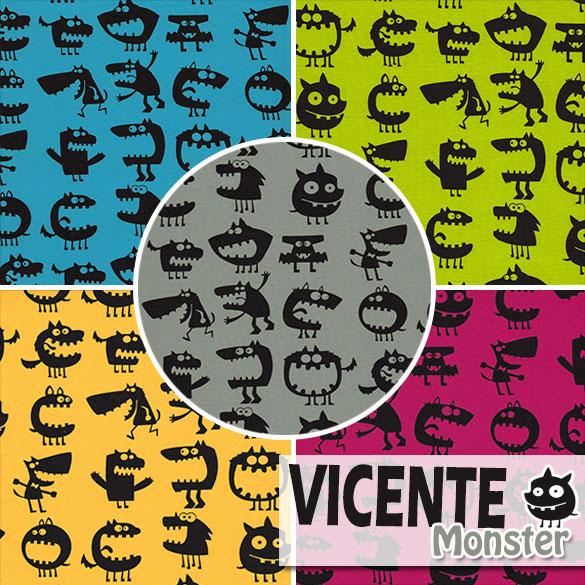 Monster Vicente Jersey von Swafing