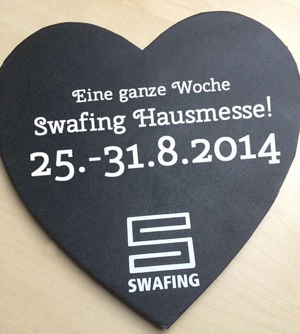 Eine Woche Swafing Hausmesse im August 2014