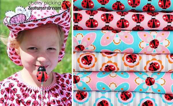 Summerdream Ladybird: Neu bei Swafing