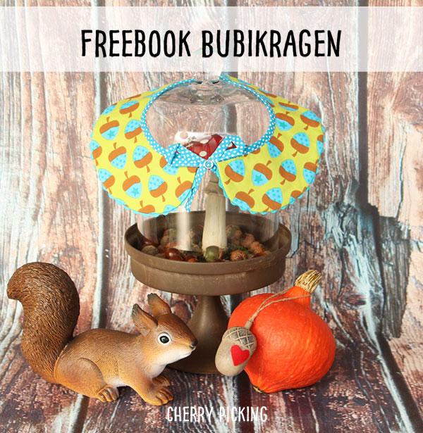 Schnittmuster Bubikragen – Freebook von Anke Müller | Swafing
