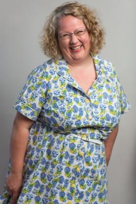 Kandidatin Meike Rensch-Bergner