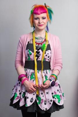 Kandidatin Katja Schirmer