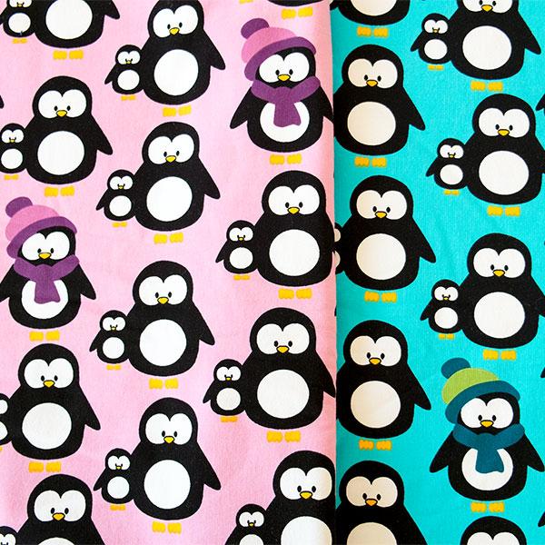 Raik Sweat mit Pinguinen von Swafing
