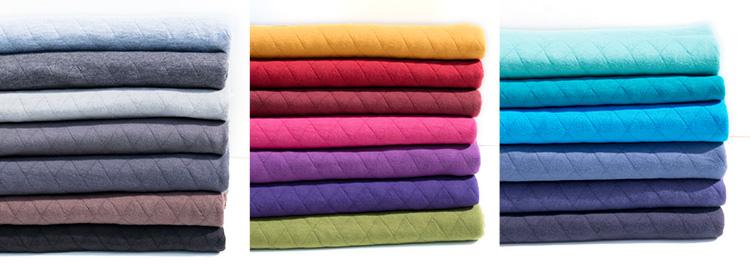Gesteppter Sweat von Swafing: Silke in 20 Farben