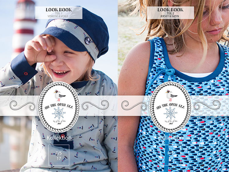Lila-Lotto Lookbooks FS 2017