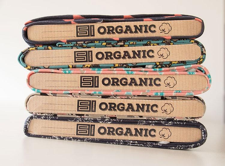 Swafing Organic Jersey aus reiner Bio-Baumwolle mit 5% Elastan