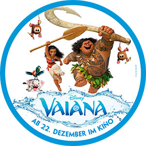 Vaiana Jerseys - pünktlich zum Kinostart am 22. Dezember