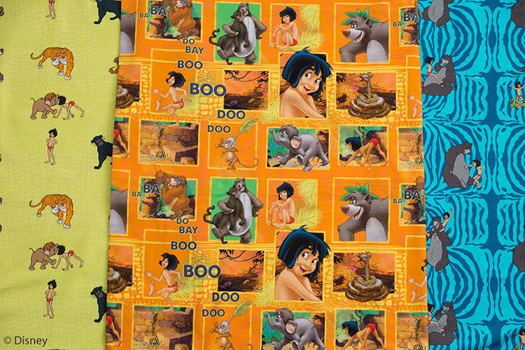 Das Daschungelbuch: Disney Stoffe neu bei Swafing