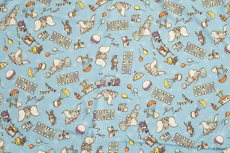 Dumbo: Neue Disney Stoffe von Swafing