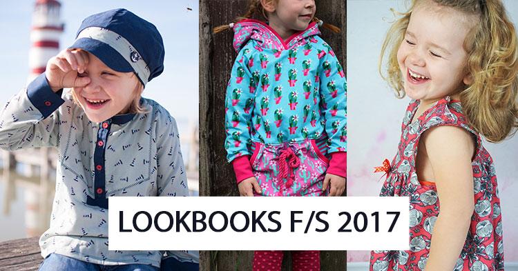 Lookbooks F/S 2017 Swafing Designerkollektionen