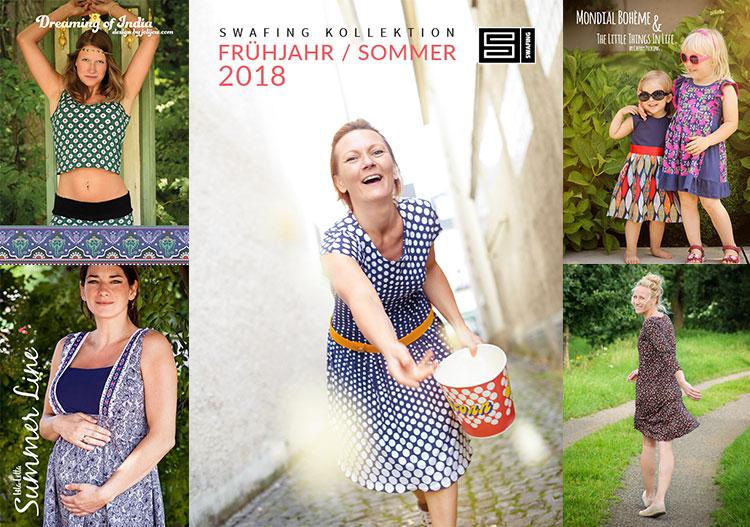 Lookbook Frühjahr/Sommer 2018