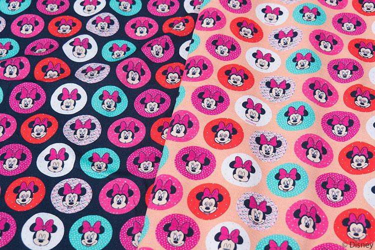 Neue Minnie Maus Stoffe von Swafing! | Swafing