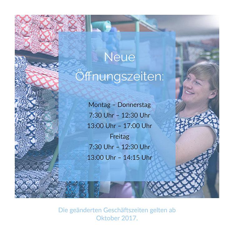 Swafing Öffnungszeiten - Neue Öffnungszeiten ab Oktober 2017