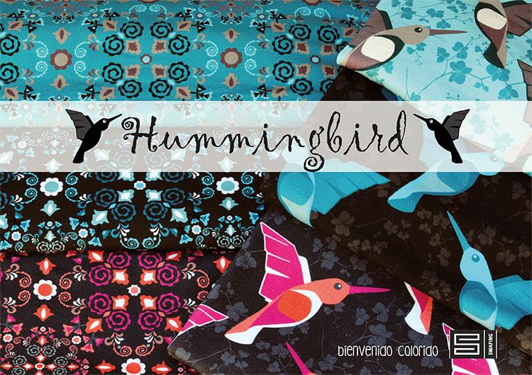 Hummingbird Sweat - Lookbook