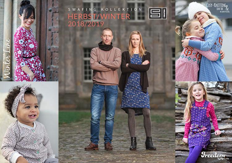 Swafing Herbst/Winter-Kollektion 2018/19