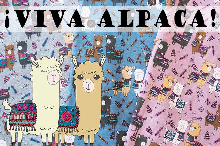 Alpaka-Jersey Viva alpaca