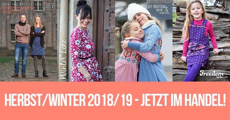 Herbst/-Winter-Kollektion 18/19