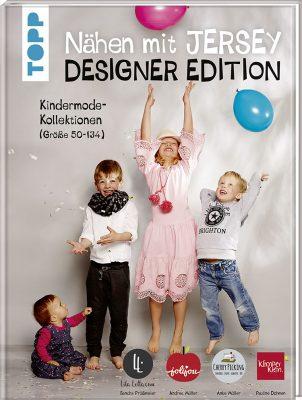 Nähen mit Jersey – Designer Edition. Designerstoffe zum Buch jetzt ...