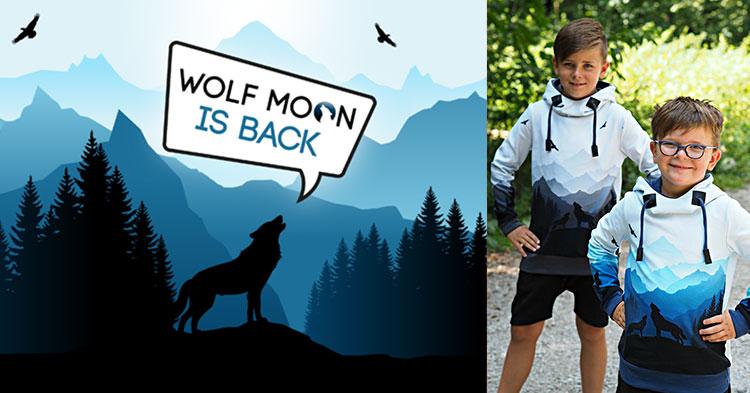 Lycklick Design Wolf Moon ist zurück!