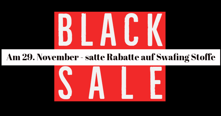 Black Sale bei Swafing